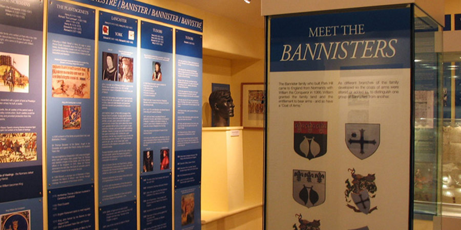 Picture of Exhibition Boards Bannister family